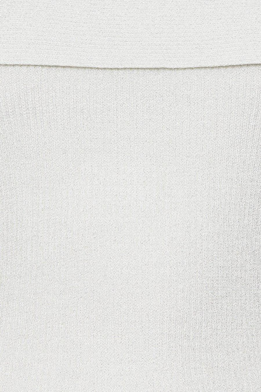 Coast Off The Shoulder | Womens Knitted Bardot Top Ivory